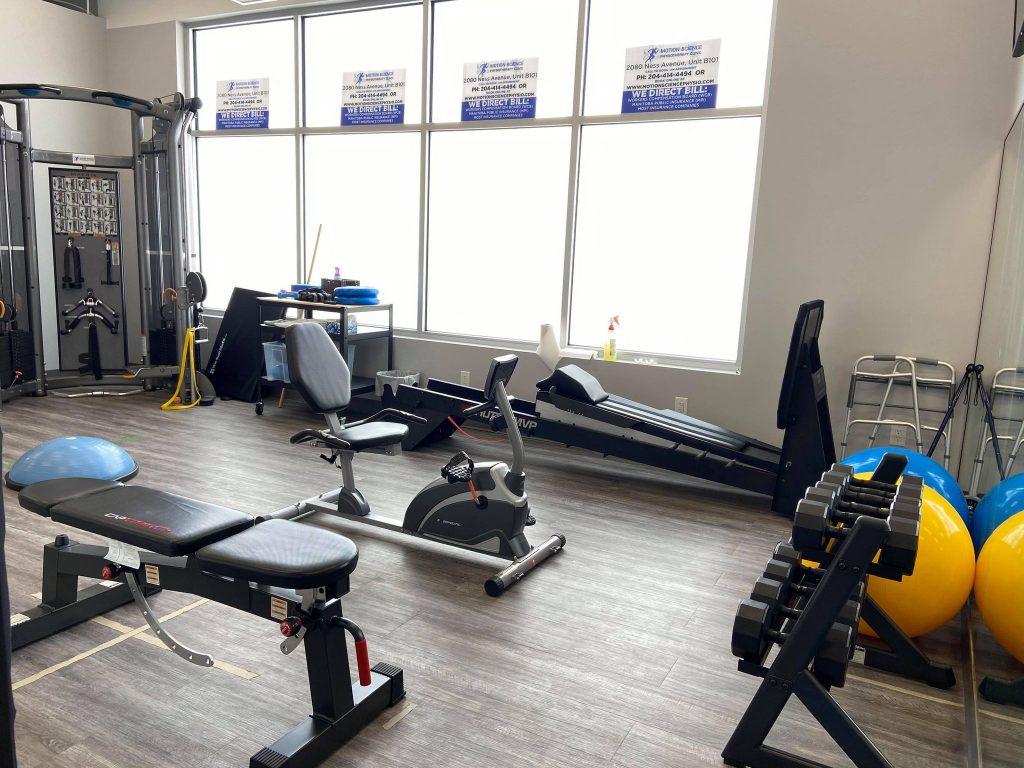 Shuttle MVP - Physiotherapy Winnipeg, Rehabilitation